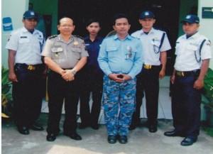 Bersama Kepala DIKLAT Drs. Bambang Soegeng, di RS.Dr.Moewardi Ska Bersama